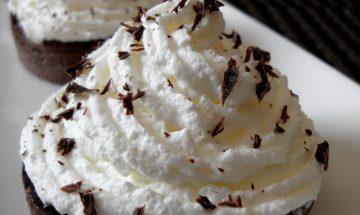 Tarte Chocolat-liegeois
